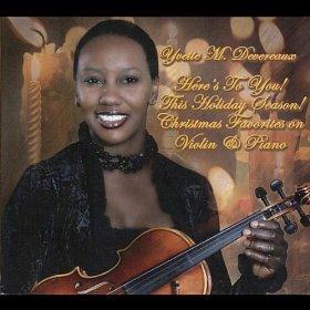 Yvette Christmas CD